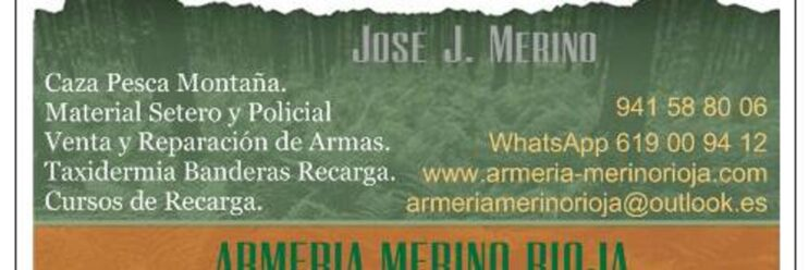 Armería Merino Rioja