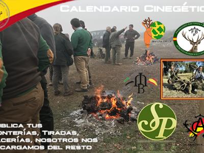 Calendario Cinegético