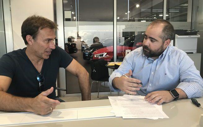 Entrevista a Rafael Martín Vázquez
