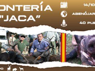 Montería Finca JACA – 14/10/2018