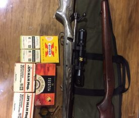 RIFLE WINCHESTER 375 H&H MODEL 70