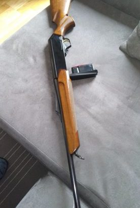 Rifle Browning long track