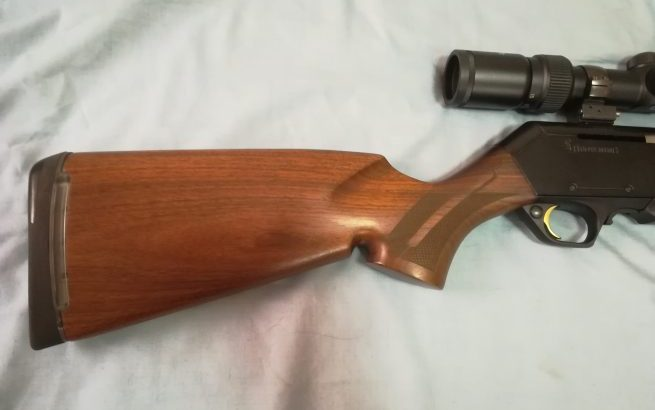 Vendo rifle browning fn long track 30-06