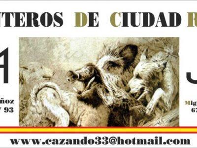 Avance Calendario Monteros de Ciudad Real