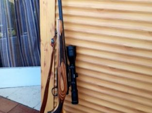Rifle remington seven 270 shor magnum