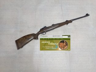 RIFLE BROWNING EUROBOL CON DISPARADOR AL PELO