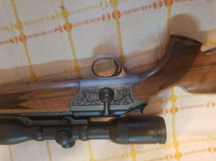 Rifle Blaser R93 Luxus