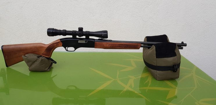 WINCHESTER Cal 22