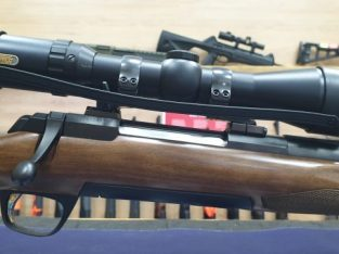 RIFLE BROWNING X-BOLT + APEL + TASCO TITAL 1.5-6X4