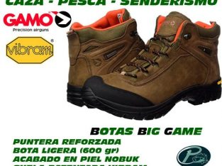 Botas BIG GAME GAMO