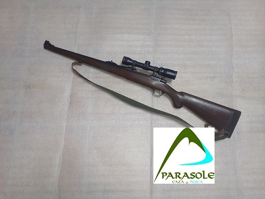 RIFLE RUGER M77 MARK II