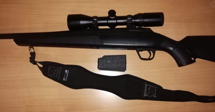 Rifle, Winchester Xpr 270