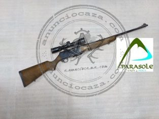 RIFLE BROWNING BAR SEMIAUTOMÁTICO