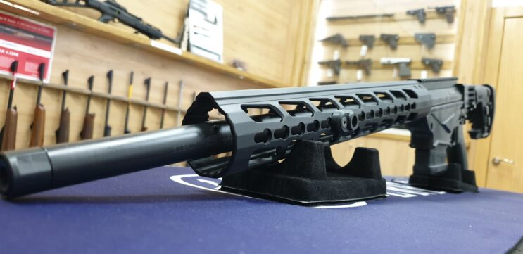 RUGER PRECISION RIFLE CAL/308