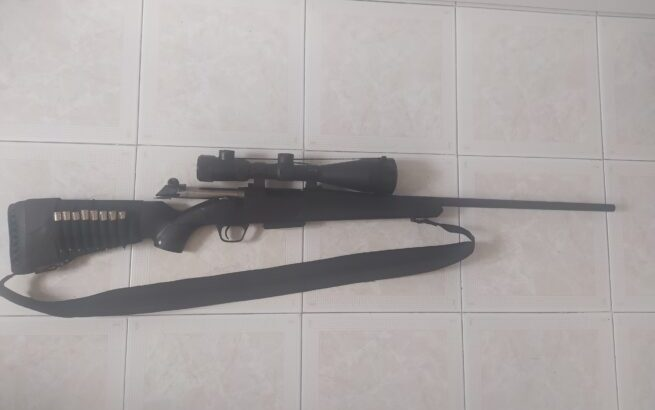 Winchester xpr 270 wsm