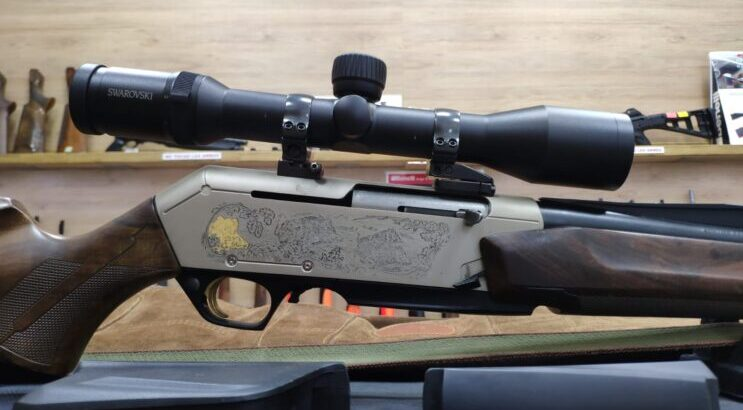 FN LONG TRACK ECLISE GOLD 30.06