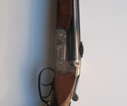 Rifle express Merkel 141 E 9,3x74R