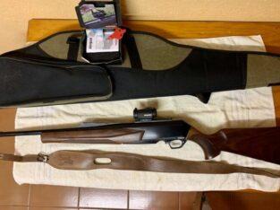 MK-3 calibre 300WM con Aimpoint micro H-2