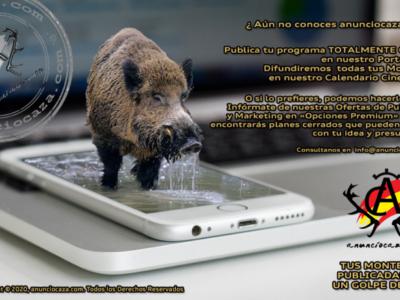 """Programa de Monterías de """"Monterías y Recechos J.C&A.M"""""""