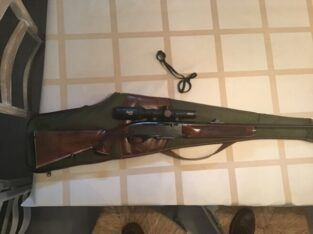 Remington 280 + visor Roolls 1-6*24i