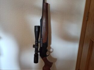 Browning mk3 hunter fluted 30-06